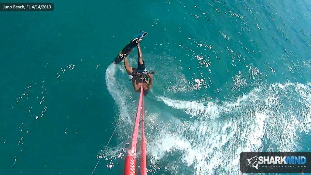 Sharkwind Florida Kiteboard at Juno Beach