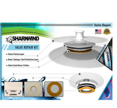 SharkWind The Valve Repair Kit System